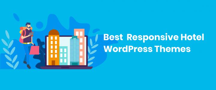 409惊人的响应高级+免费WordPress酒店主题2019年!