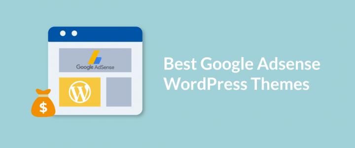 2019年20个最佳免费Google AdSense优化WordPress主题